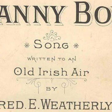 DONNY BOY – (Parody of Danny Boy)