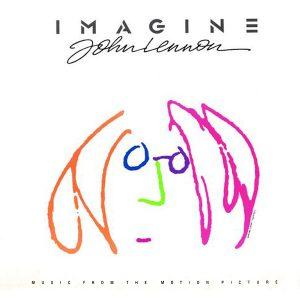 imagine album cover 2 John Lennon