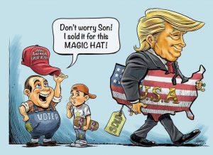 Trump the con man